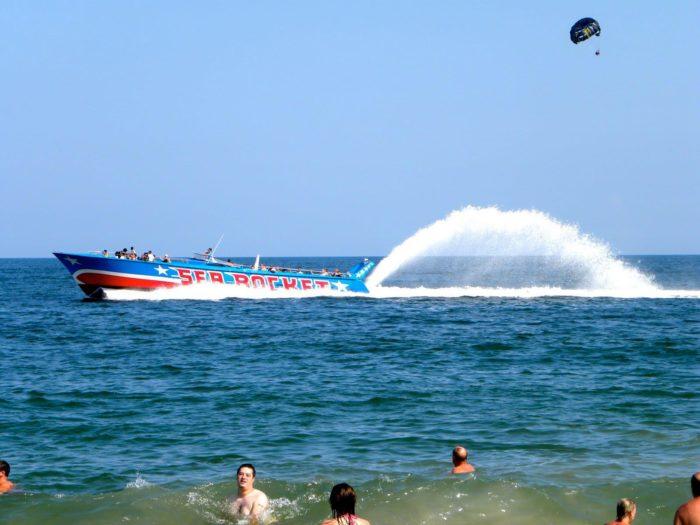3. Sea Rocket, Ocean City
