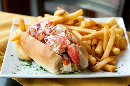 If all that fresh air and strolling activates your appetite, check out Seaport Grille for delicious and generous portions of lobster fare.