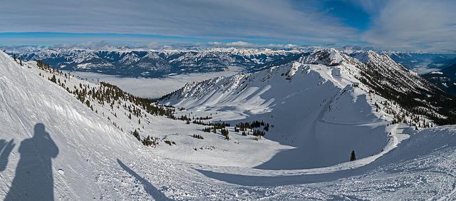 6. Go skiing at Mount Rainier
