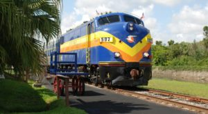 This Train In Florida Is Actually A Restaurant And You Need To Visit