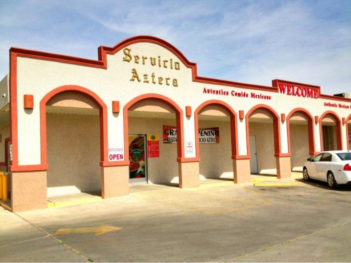 3. Servicio Azteca, 109 S Maple Street, Clovis