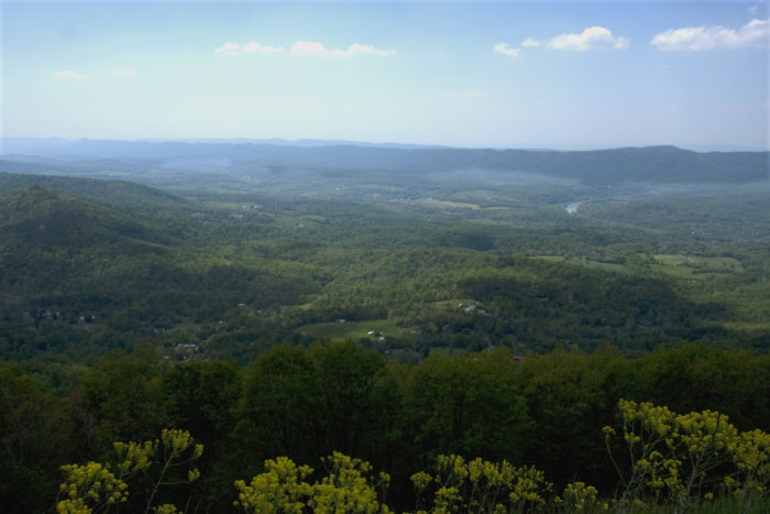 5. Shenandoah Valley