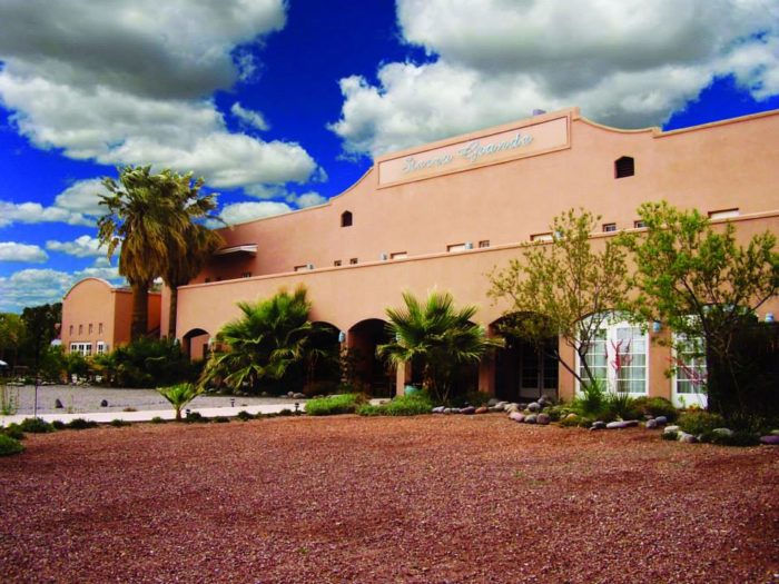 5. Sierra Grande Lodge And Spa, 501 McAdoo Street, Truth or Consequences