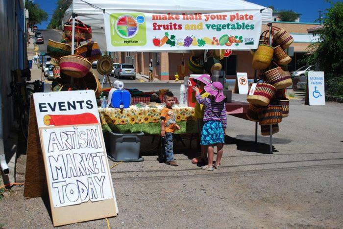 10. Silver City Farmers Market, 614 N Bullard Street, Silver City