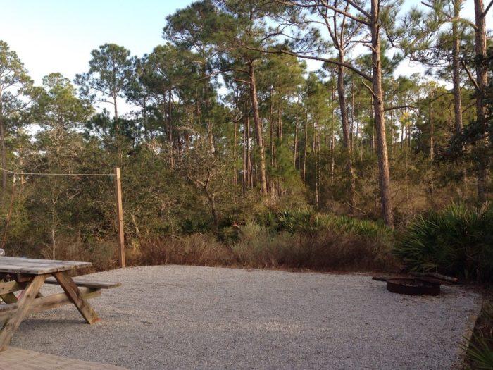 Turtle Beach Campground Florida