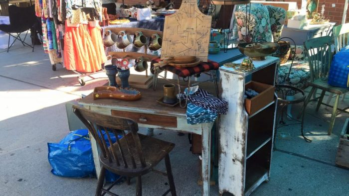 7. Somerville Flea, Somerville