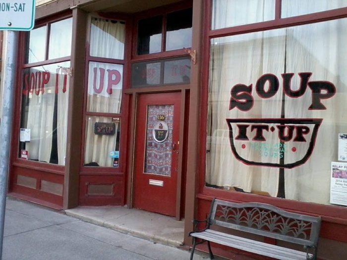 5. Soup it Up, Ritzville