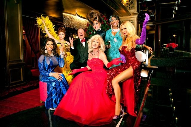 4. Take In a Drag Show Over Sunday Brunch