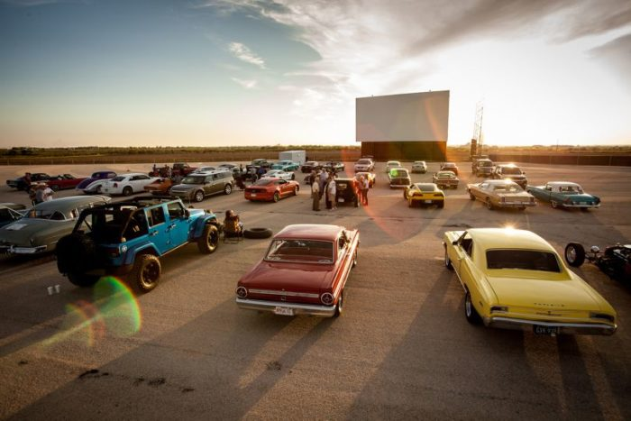 3. Stars & Stripes Drive-In Theatre (New Braunfels)
