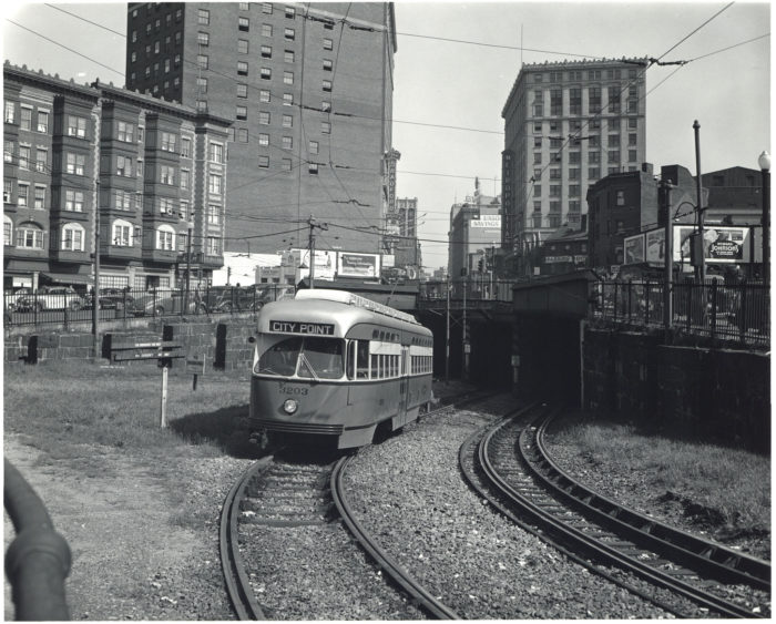 5. The first subway was built in Boston.