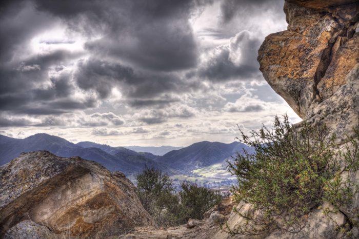 Black DIamond Trail