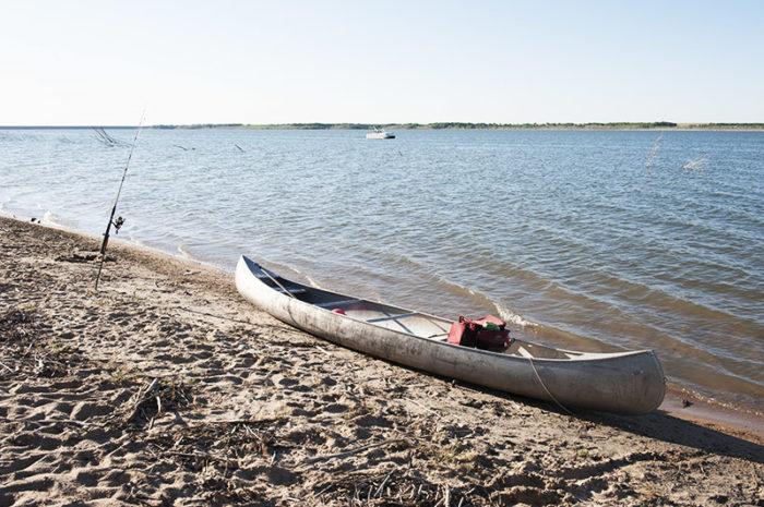 2. Swanson Reservoir State Recreation Area, near Trenton
