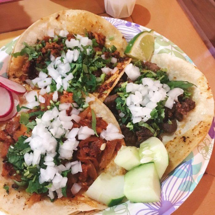 tacos el chilango food