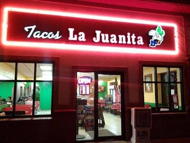 9. Tacos La Juanita, Sioux City