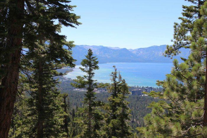 5. Tahoe Rim Trail: Kingsbury South Section – Incline Village
