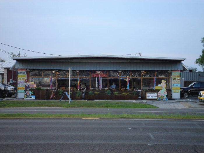 9. TC's Front Porch, Navarre