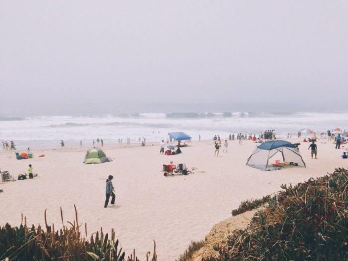 10. Francis Beach CampgroundFrancis BeachHalf Moon Bay