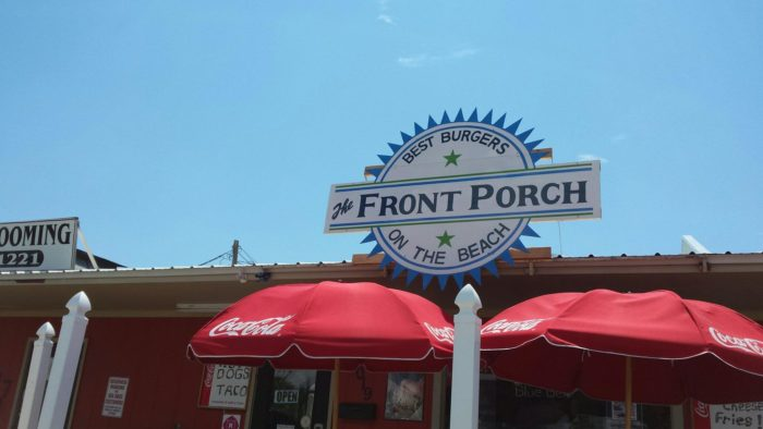 8. The Front Porch, Panama City Beach