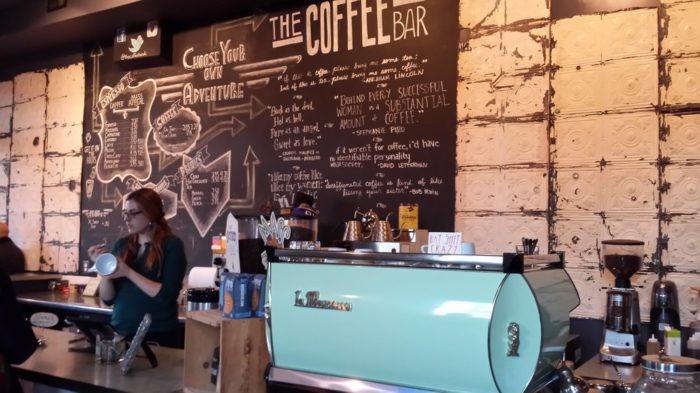 9. The Coffee Bar