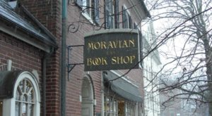 The Oldest Bookstore In The Country Has A Frightening Secret