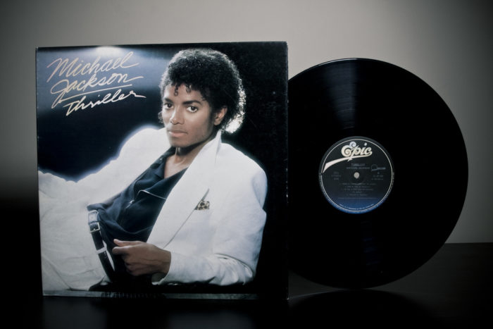 10. Trying to moonwalk on the kitchen floor while listening to the Thriller album, on tape or vinyl, of course.
