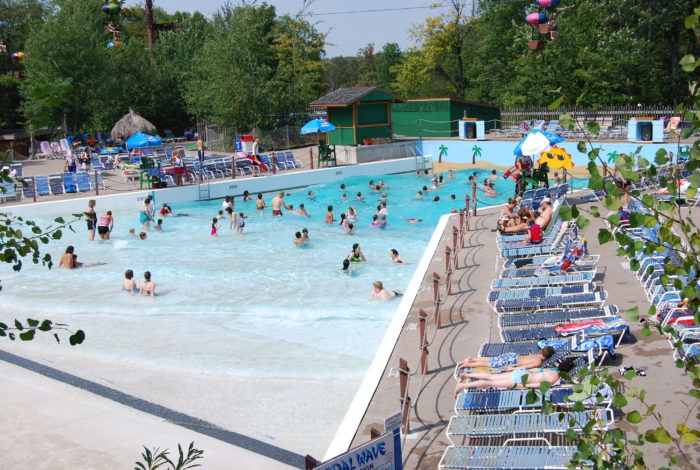 Today, this place is well-known as New York's best water park, a place that all of our residents should visit at least once.