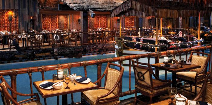 1. Tonga Room & Hurricane Bar