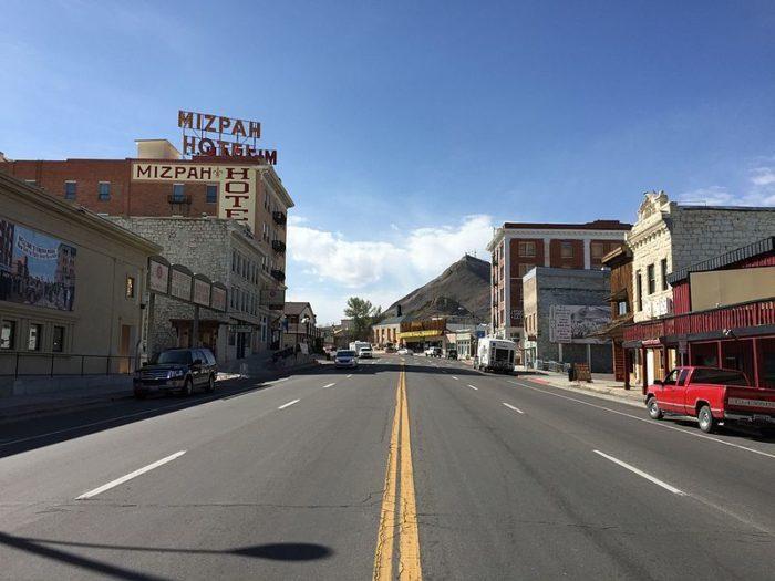 3. Tonopah, Nevada