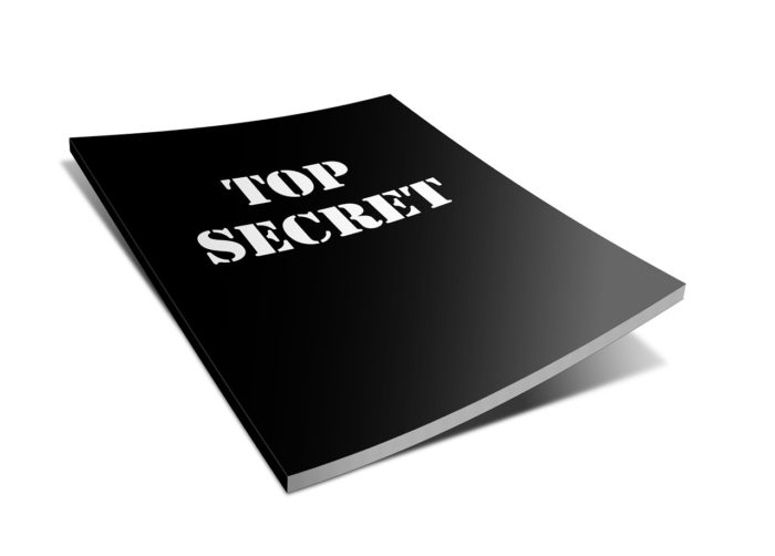 9. You can find a top secret FBI interrogation manual at the Library of Congress.