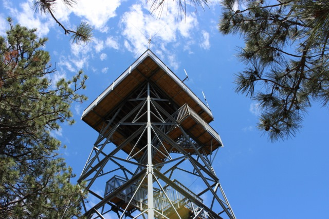 The tower is open from Memorial Day weekend through Labor Day weekend, though you can make arrangements to tour the facility at different times with enough advance notice.