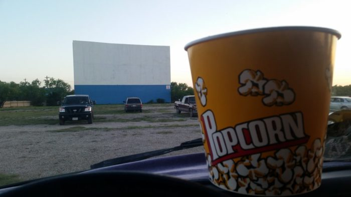 6. Town & Country Drive-In (Abilene)