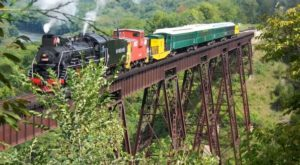 This Train In Iowa Is Actually A Restaurant And You Need To Visit