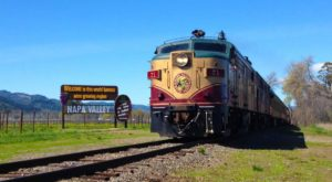 This Epic Train Ride Near San Francisco Will Give You An Unforgettable Experience