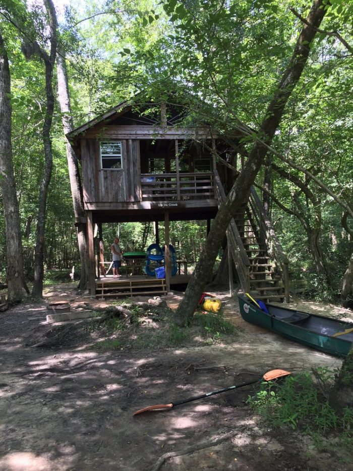 Book this trip with Carolina Heritage Outfitters and even the canoes and life jackets are provided.