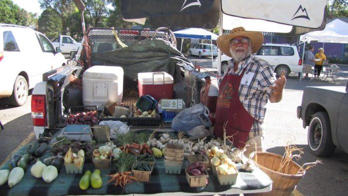 9. Tri-County Farmers Market, 6th and University, Las Vegas