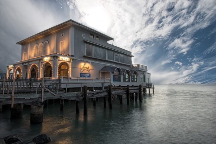 End your day at the historic waterfront haunt The Trident, where Janis Joplin, Jerry Garcia and other artists used to hang out. You can even request Janis' favorite booth.