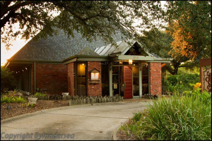 8. La Truffe Sauvage, 815 W Bayou Pines Dr. Lake Charles