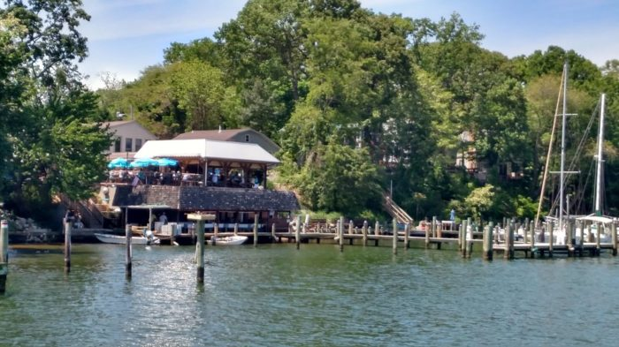 Cantler's Riverside Inn is a popular Maryland locale and it's not as easy to find as people may think.