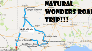 This Natural Wonders Road Trip Will Show You Texas Like You've Never Seen It Before