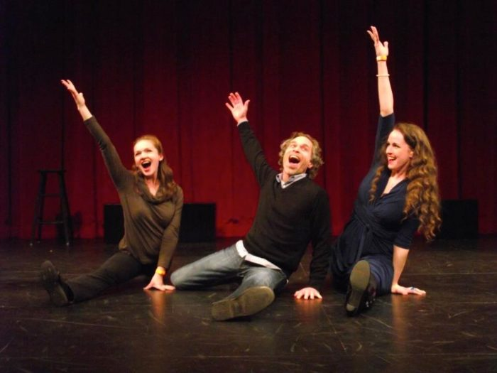 6. Laugh at an Unexpected Productions show