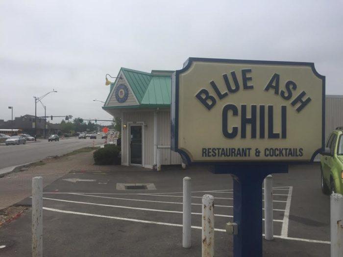 12. Blue Ash Chili (Blue Ash, Mason and Tri-County)