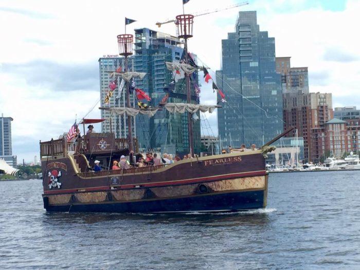 1. Urban Pirates, Baltimore & National Harbor