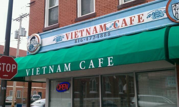 Vietnam Cafe Kansas City Missouri