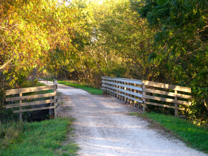 5. Wabash Trace Nature Trail