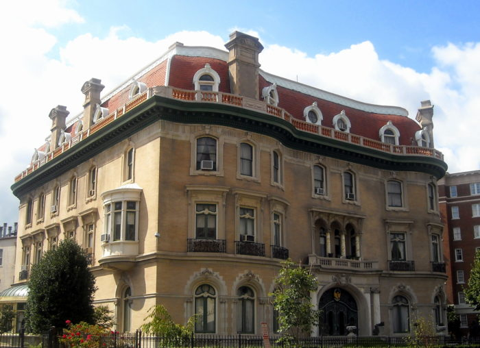 6. The Walsh Mansion