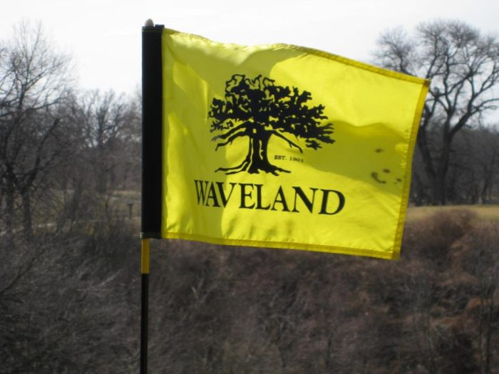 6. Opened in 1901, Des Moines' Waveland Golf Course is the oldest municipal golf course in the country west of the Mississippi river.