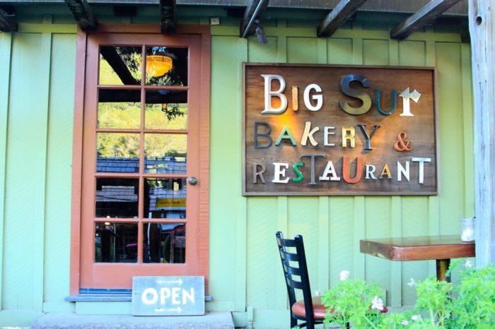 6. Big Sur Bakery  47540 California 1, Big Sur