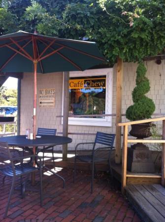 5. Cafe Chew, Sandwich