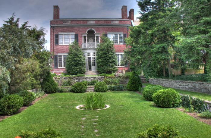 3. Woodrow Wilson House