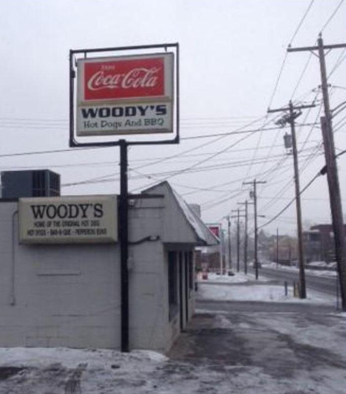 6. Woody's, Fairmont
